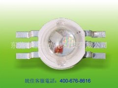 High Power RGB LED 3W